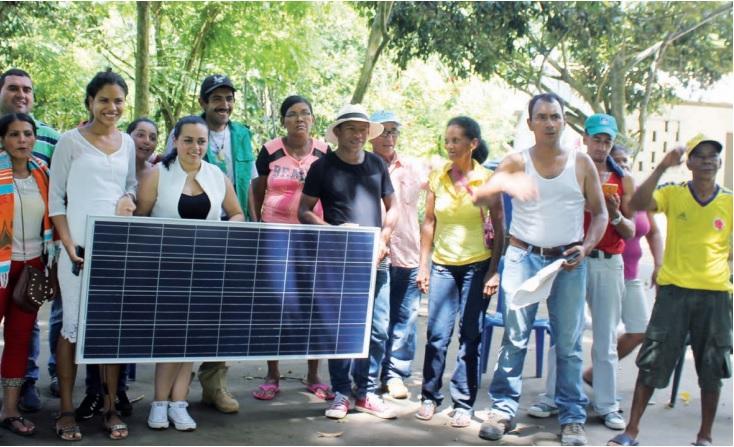 Transición energética en Colombia: aproximaciones, debates y propuestas.