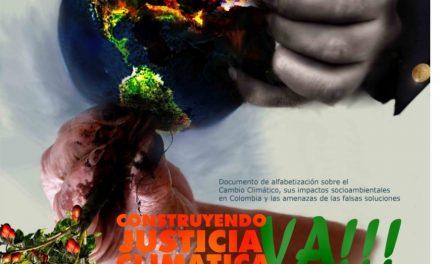Construyendo Justicia Climatica Ya!
