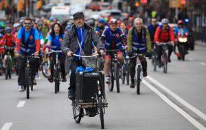 """Actividad de """"30 Días en Bici""""."""