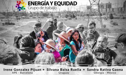Energía y Género, desde el cooperativismo, movimientos sociales y el Estado