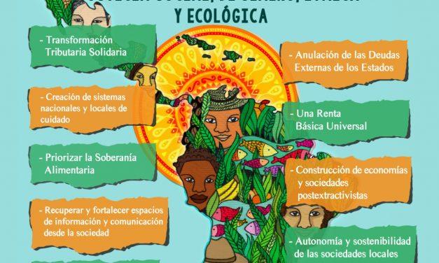 Elegir la audacia: el pacto ecosocial del sur