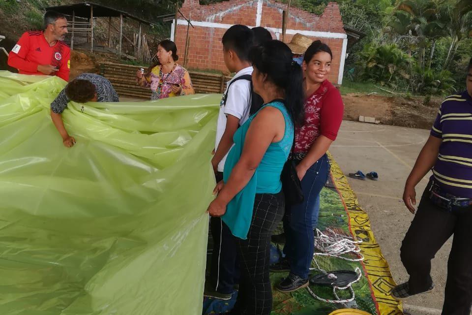 Desarrollo de un biodigestor para producir biogás a partir de los desechos orgánicos almacenados en los pozos sépticos en la sede bachillerato de la Institución Educativa Agropecuaria Las Aves