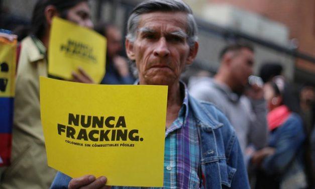 73% de los colombianos no están de acuerdo con que se haga fracking en sus municipios