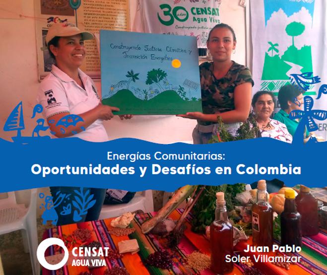 Energías Comunitarias, oportunidades y desafíos