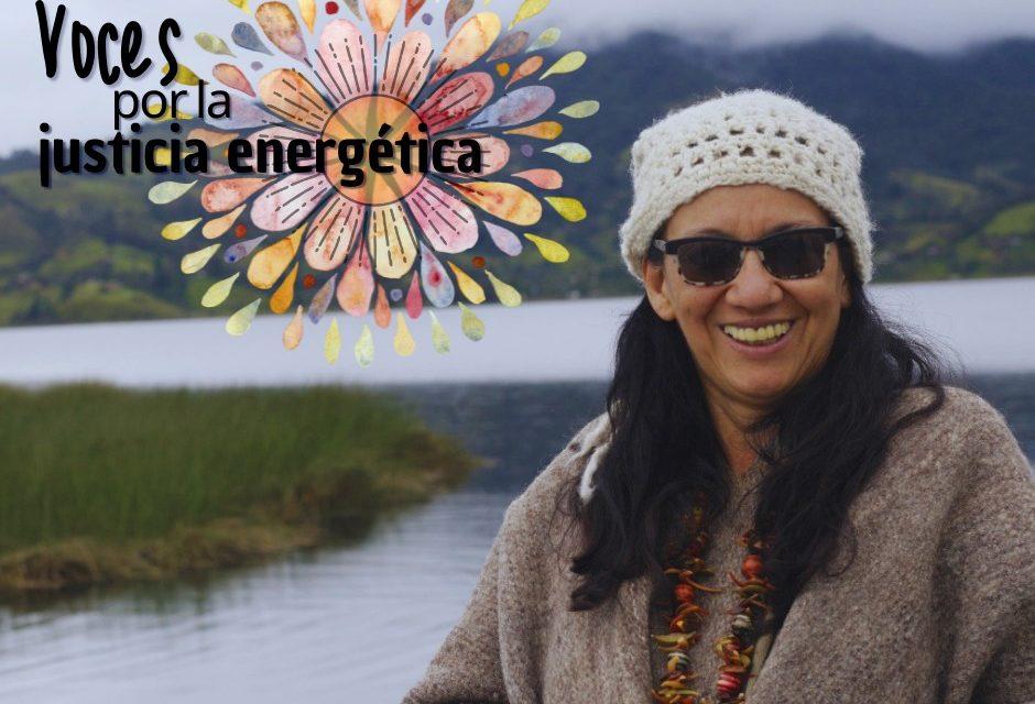 ¿Qué hacer ante la crisis global? Las transiciones energéticas y sus expresiones en los pueblos en Podcast «Voces por la justicia energética»